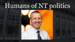 NT election 2020 candidates - Jed Hansen