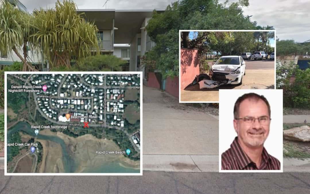 Severely injured good Samaritan in Rapid Creek theft was former Deputy Opposition Leader