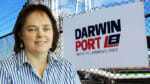 Head public servant's call to lease Darwin Port to China caused the NT 'reputational harm': Gunner