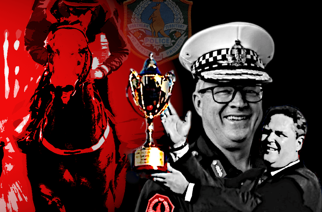 'Chairman's friend': Police commissioner Chalker received gifts of hospitality from Brett Dixon, Turf Club