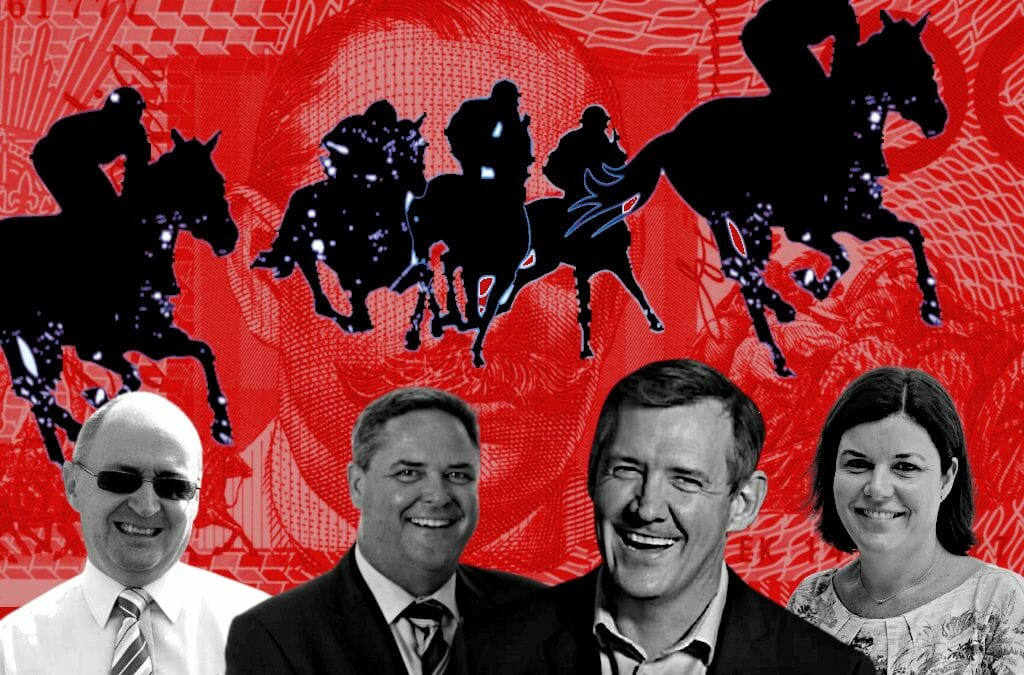 'Dodgy $12m grandstand grant tip of the iceberg': Gunner Govt's millions to horse racing questioned, possible breaches of funding agreement raised
