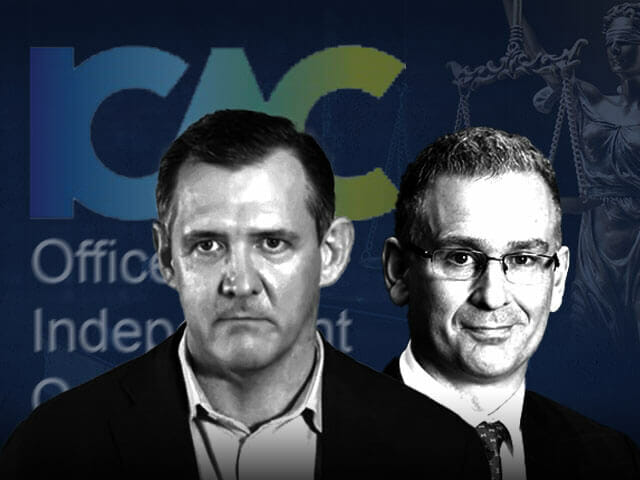 Expect Gunner's secret ICAC review to follow SA's blueprint to curtail powers
